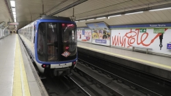 Viajar en Metro supone contaminar cinco veces menos que hacerlo en vehículo privado.