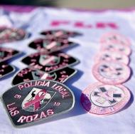 Las Rozas aumenta su apoyo a la campaña internacional PinkPatchProject sumando a los Servicios de Emergencia.