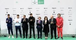 La Copa Davis llega a Madrid