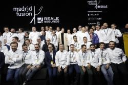 Se ha inaugurado la XVIII edición de Madrid Fusión 2020