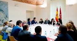 El Comité de Expertos del Nuevo Coronavirus de la Comunidad de Madrid se vuelve a reunir