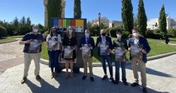 Difundimos una campaña para concienciar sobre la manera correcta de desechar mascarillas y guantes