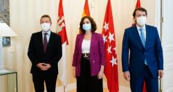 Comunicado de los presidentes de Castilla y León, Castilla-La Mancha y Comunidad de Madrid