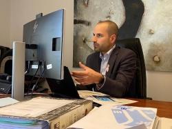 """Álvarez Ustarroz defiende la formación como herramienta para alcanzar """"metas y aspiraciones profesionales"""""""