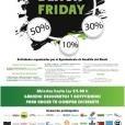 54 comercios se suman a un Black Friday con grandes descuentos, horario ampliado y actividades.