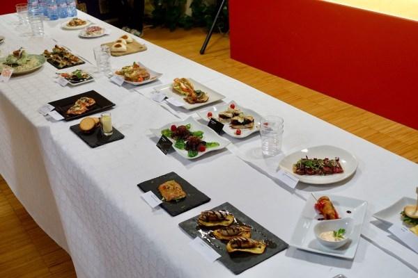 44 restaurantes participan este año en la Ruta de la Tapa durante dos fines de semana.