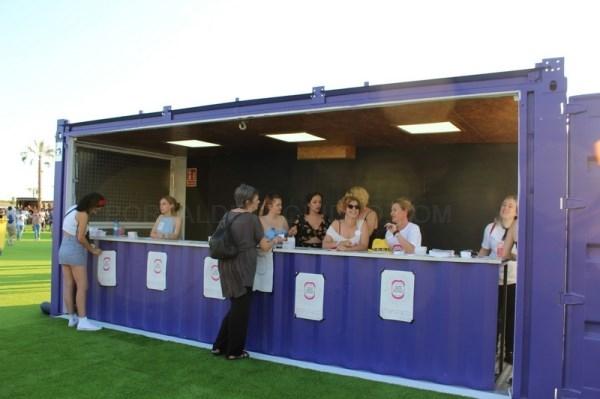 Éxito del punto violeta instalado en el Festival Mad Cool