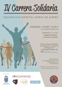 IV Edición Carrera Solidaria Equinocio-Hospital Puerta de Hierro