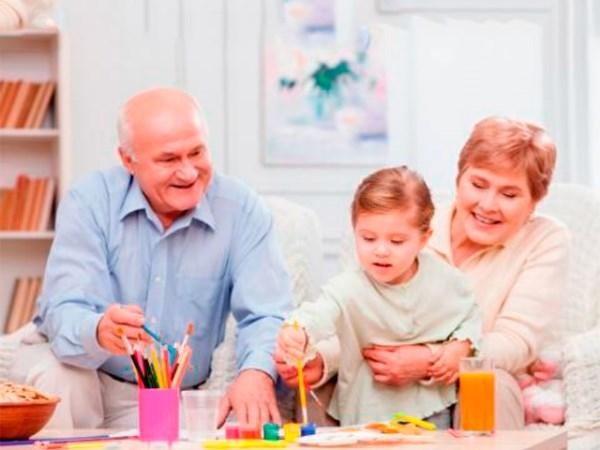 Escuela de abuelos.