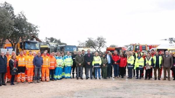 la Comunidad de Madrid va a reforzar este año el Plan de Inclemencias Invernales con más recursos materiales y humanos.