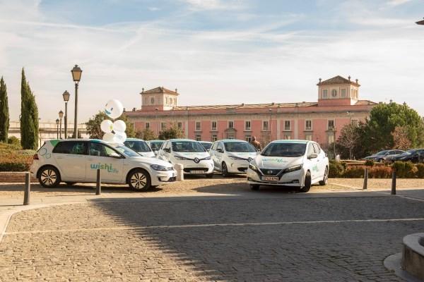 Los vecinos de Boadilla ya pueden ir a Madrid alquilando un coche eléctrico en el municipio.