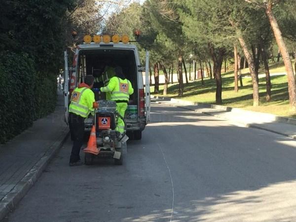 Los próximos días 15 y 16 de abril el Ayuntamiento de Majadahonda procederá a realizar el asfaltado en diversos puntos de la ciudad.