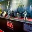 Doce mil quinientas personas han visitado en el palacio del Infante D. Luis la exposición Universo Star Wars que cerró sus puertas el pasado domingo.
