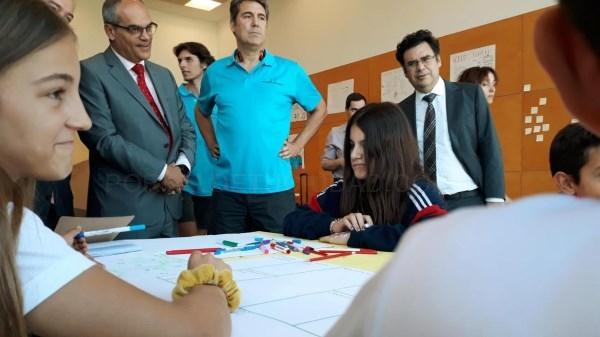 Cerca de 250 alumnos participan en IFEMA-Thinkids.