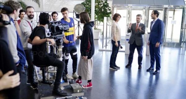 ECAM entre las 15 mejores escuelas de cine y del audiovisual del mundo