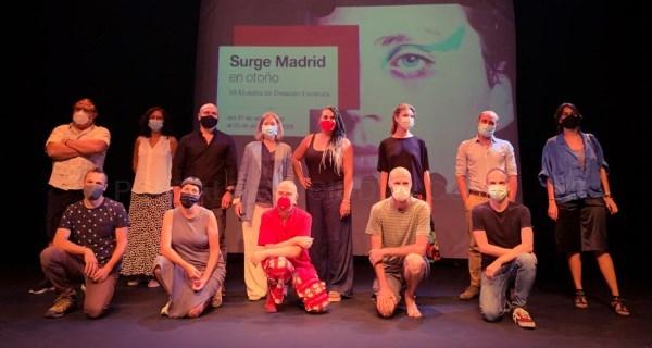 Acogemos la 7ª edición de Surge Madrid en Otoño, muestra de creación escénica alternativa