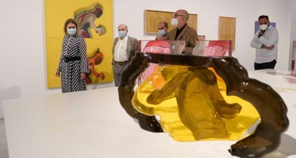 Dedicamos una exposición retrospectiva al artista José Luis Alexanco