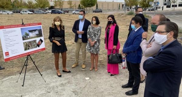 Modernizamos la Justicia de la zona sur de Madrid con una nueva sede judicial en Valdemoro