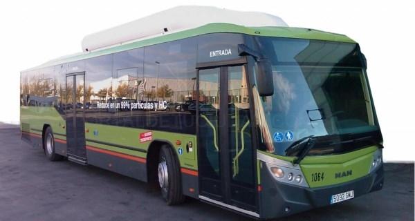 Ampliamos la flota de vehículos sostenibles en la red de autobuses del Consorcio