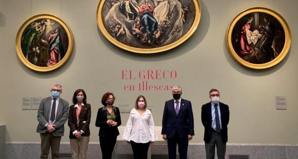 Impulsamos la difusión de la pintura moderna a través de El Greco
