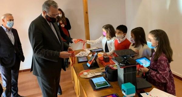 Incrementamos la formación de los docentes para hacer frente a los nuevos retos del COVID-19