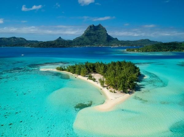 Descubrir la Polinesia Francesa, con los cinco sentidos... y alguno más