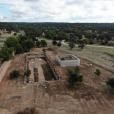 El Ayuntamiento recupera el conjunto hidráulico que abasteció de agua los jardines y las huertas del Palacio