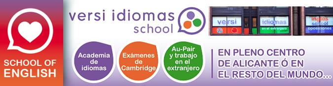 Tu academia de inglés en Alicante