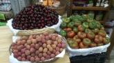 frutas exoticas, Autoservicios