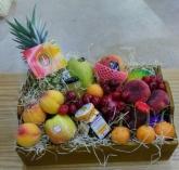 Frutas ecológicas en Alicante