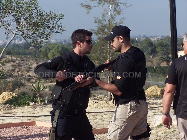 curso de guarda de campo, curso de guardia particular de campo