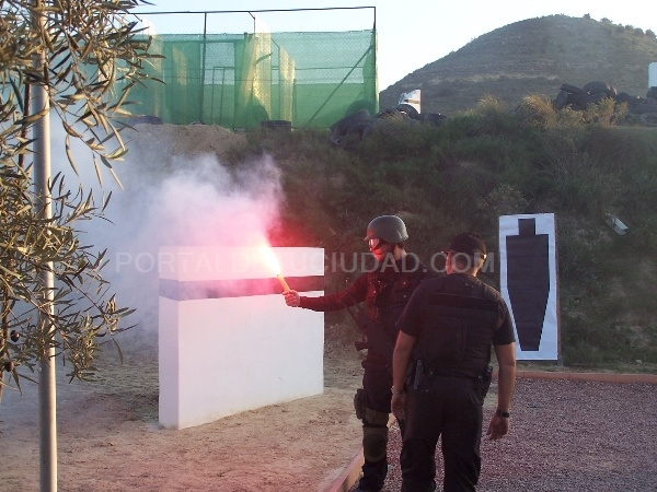 curso de especialización para policías, curso de especialización para escoltas en alicante