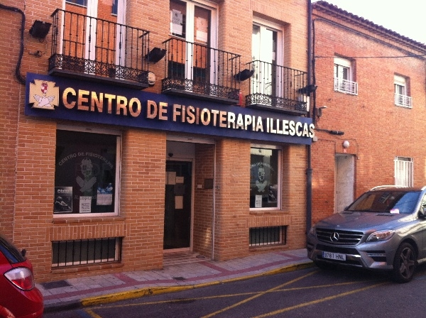 Centro de Fisioterapia Illesca