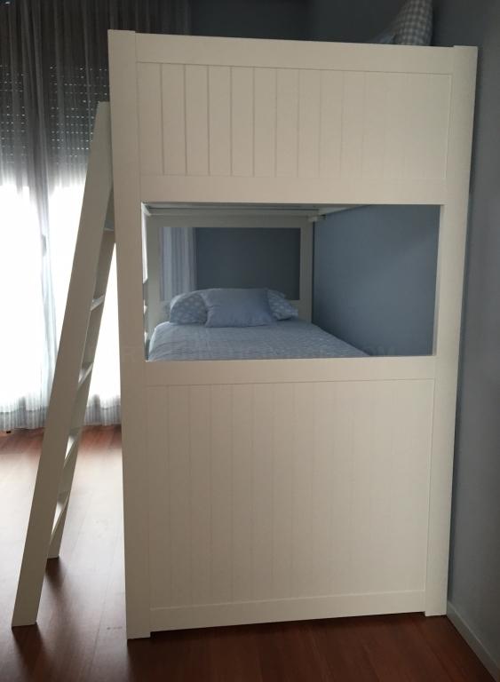 fabricacion de dormitorios para niños en madrid