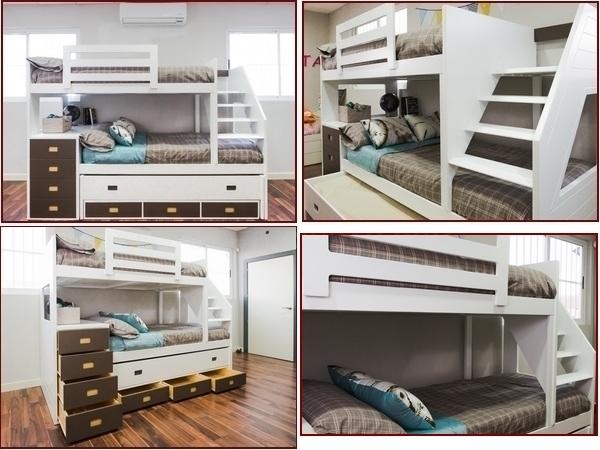 fabricacion de mobiliario juvenil en madrid