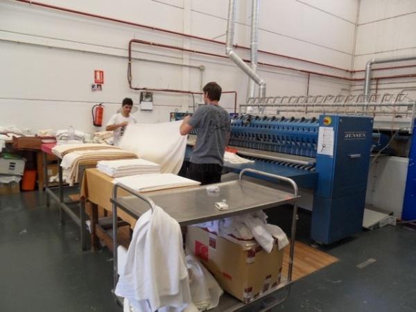 Galeria de fotos fotografia 1 5 lavander a industrial - Gimnasio espana industrial ...