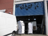 Planchado, Lavanderías y lavanderías industriales