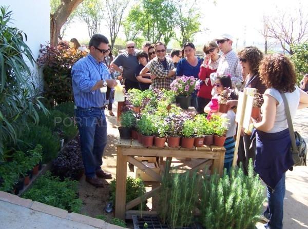 Jornada de puertas abiertas el s bado en el vivero taxus for Viveros de plantas en vigo