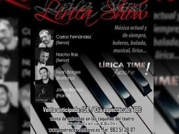 LíRICA TIME
