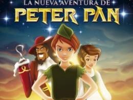 LA NUEVA AVENTURA DE PETER PAN