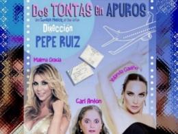 DOS TONTAS EN APUROS