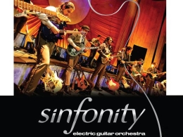 SINFONITY, ELECTRIC GUITAR ORCHESTRA