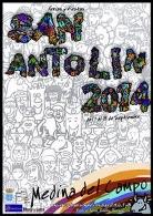 Fiestas de San Antolín 2014 en Medina del Campo