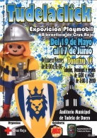 Exposición de Playmobil en favor de Cruz Roja