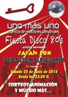 Fiesta Disco Uno Mas Uno