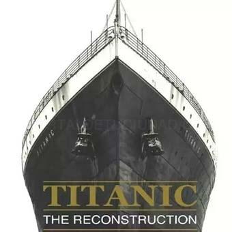 Exposición 'Titanic The Reconstruction'