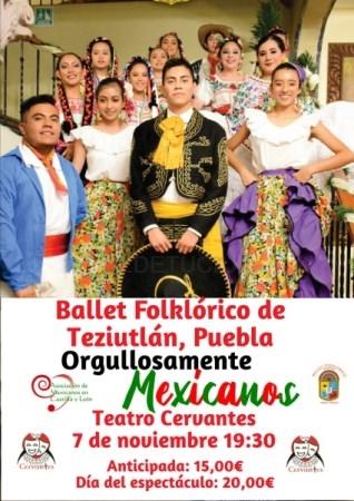 Orgullosamente mexicanos