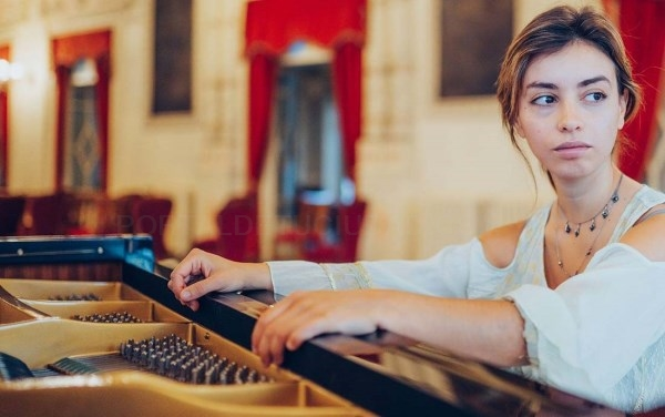Milena Martínez. Concierto de piano