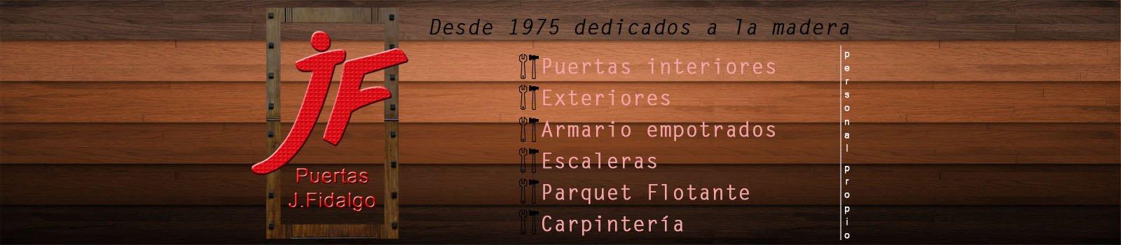 Ebanistería en Valladolid, Ebanistería puertas j.fidalgo, Carpintería de madera