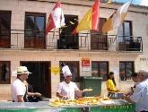 empresa de catering,paellas para pueblos